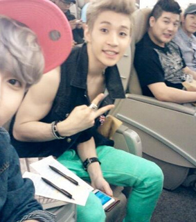 donghae, eunhyuk and henry lau
