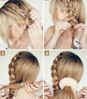 beam, diy and hairstyle