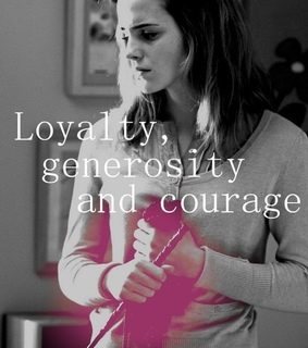 courage, deathly hallows and emma