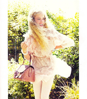 bright, ellen von unwerth and fashion