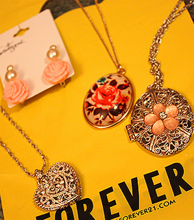 cute, fashion and forever 21