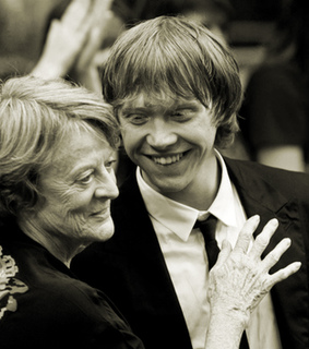 adorable smiles, laugh and maggie smith