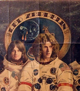 70s, astronauts and led zeppelin