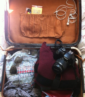 baggage, cool and escape