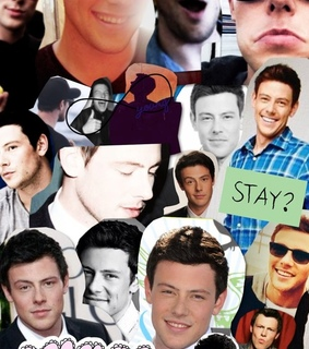 :(, cory monteith and love of my life