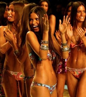 adriana lima, angels and blondes