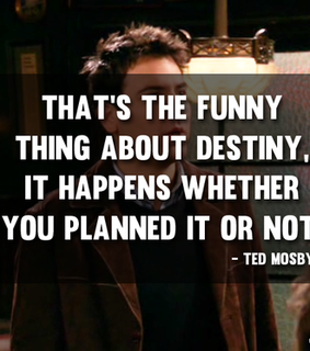 himym, how i met your mother and quote