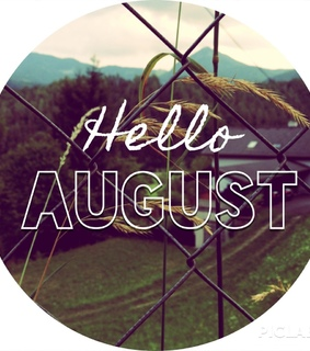 august, beautiful and cute