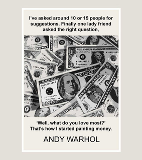 andy warhol, art print and black and white