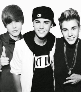 black and white, crying and justin bieber
