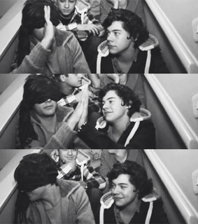 fetus larry, harry styles and larry