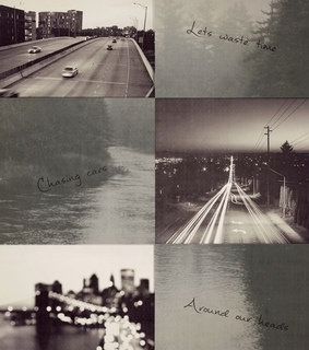 cars, chasing cars and citys