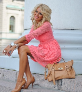 amazing, classy and coral
