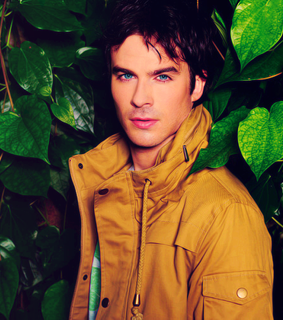 blue eyes, damon salvatore and dream guy