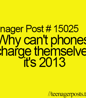 charge, phone and technology