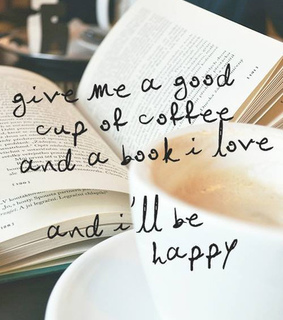 book, books and cooffee