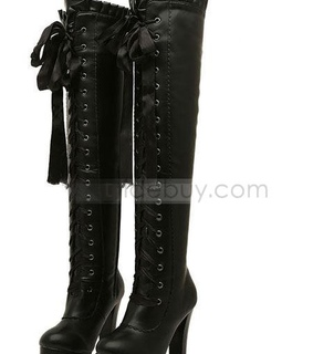 beauty, boots and women shoes