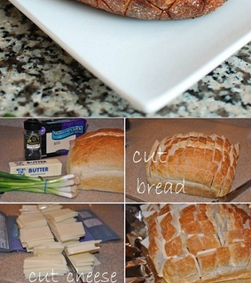 bread, cut and just for girls