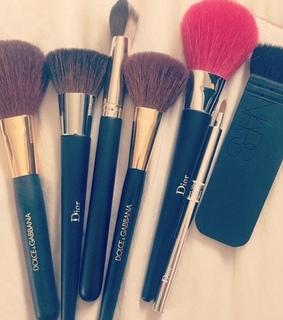 awesome, beautiful and brushes