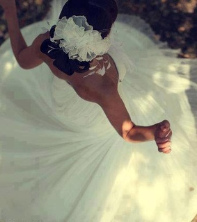 beauty, bride and cute