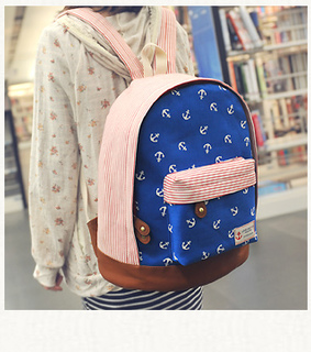 ancors, asian fashion and backpack
