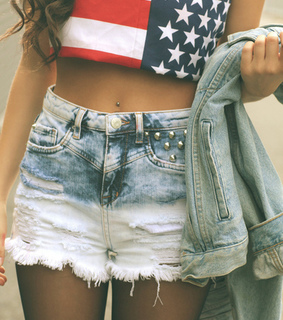 americana, fashion and ootd