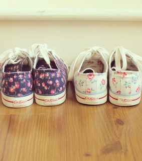 cath kidston, fashion and floral