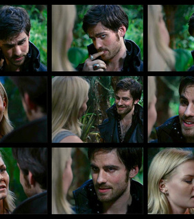 captain hook, chemistry and colin o'donoghue