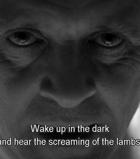 hannibal lecter, horror and movie