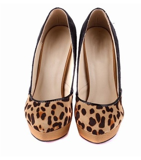 chic, leopard and leopard shoes