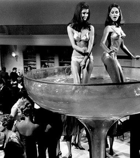 burlesque, girls and glas