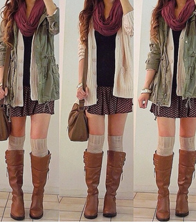 1d, bag and boots