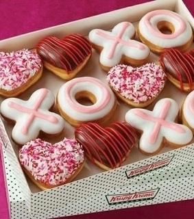 donuts, food and love