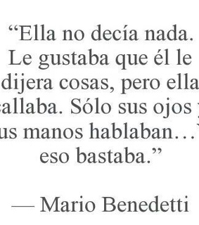 amor, benedetti and el
