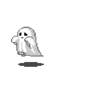 cute, ghost and iconic
