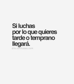 frase, frases and lucha
