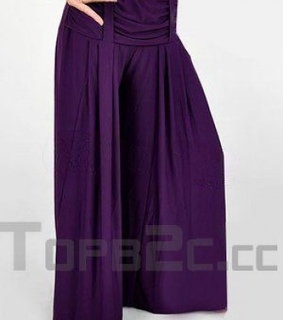 belly, dance dress and purple
