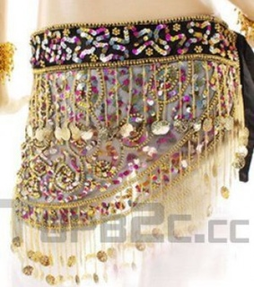 beautiful, belly and dance dress