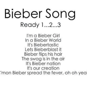 barbie girl, bieber and funny