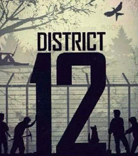 catching fire, district 12 and hunger games