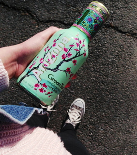 arizona, arizona tea and converse