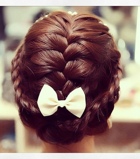 awesome, beautiful and bow