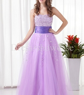 ball gown, beauty and cheap prom dress