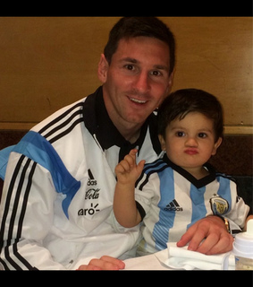lo amo, messi and me enamore
