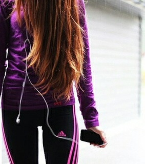 adidas, black and fit