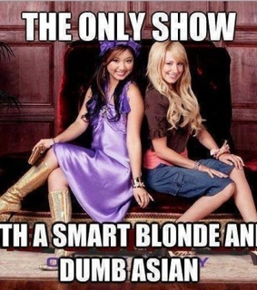 ashley tisdale, brenda song and funny