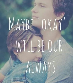 always, augustus and book