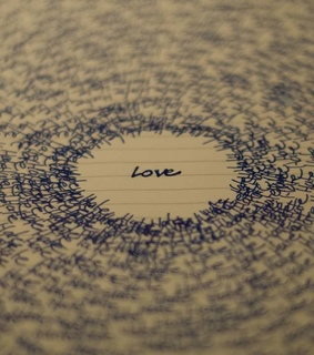 hate, love and paper