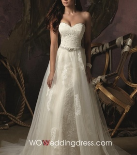 lace wedding dresses and strapless wedding dresses