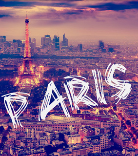 france, journey and love